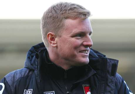 Howe applauds Bournemouth mettle