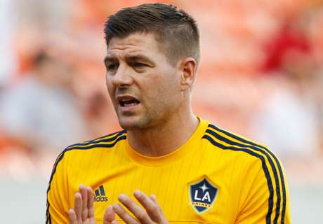 Gerrard 'shocked' by MLS difficulty