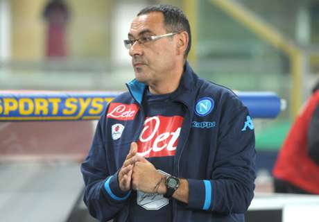 Fans' absence will be tough - Sarri