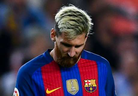 Bauza annoyed at Messi injury