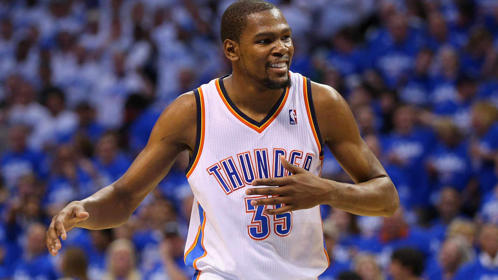 Durant wants to retire in Oklahoma City