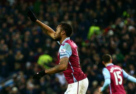 Aston Villa to fine Ayew for red card
