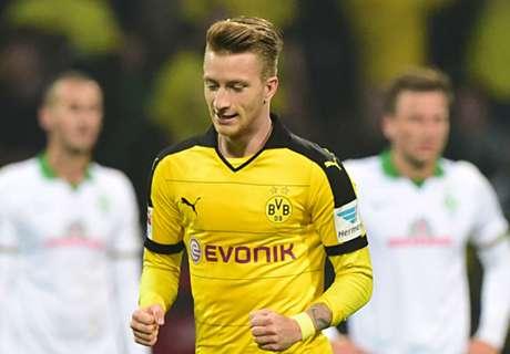 Tuchel: Reus may miss Schalke game