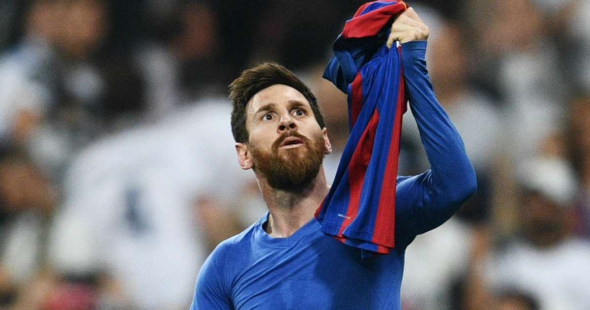 new product 98036 fcc36 Real Madrid 2 Barcelona 3: Messi settles thrilling Clasico ...