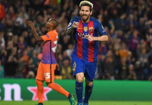 Messi tiếp tục thể hiện phong độ hủy diệt sau chấn thương