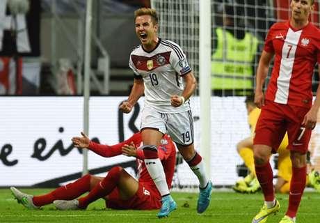 Resumen Eliminatoria Eurocopa | Viernes