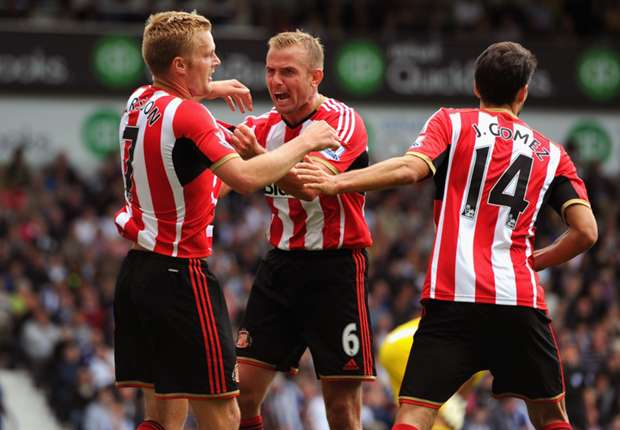 Larsson targets more goals for Sunderland