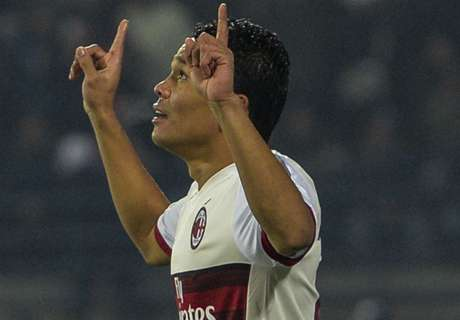 REPORT: Bacca penalty gives Milan win