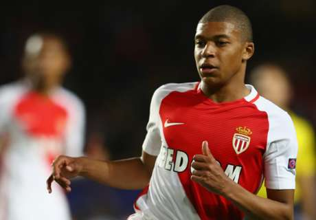 Mbappe promises better in 2017-18