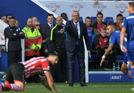 Ranieri: Leicester were second best