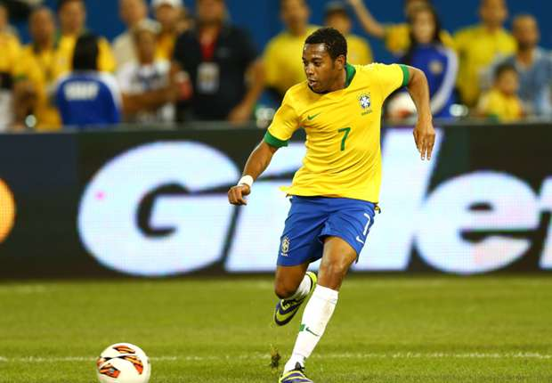 Robinho: Brazil captaincy wouldn't change a thing