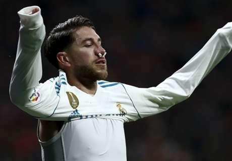 Sergio Ramos não encara o APOEL na Champions League
