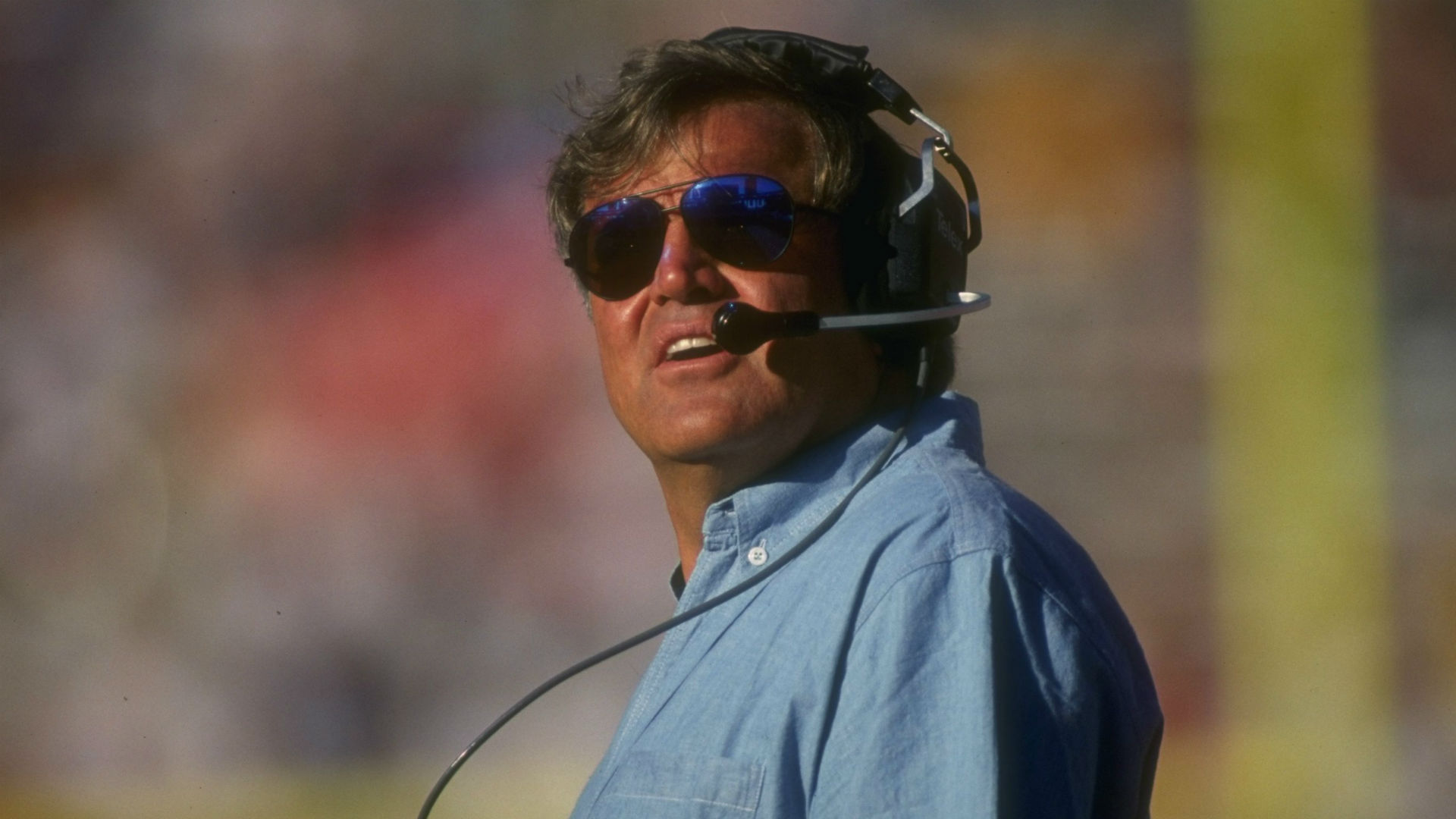 Ron Meyer, former UNLV football coach with highest win percentage, dies
