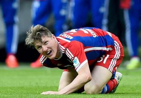 'Schweinsteiger will leave Bayern'