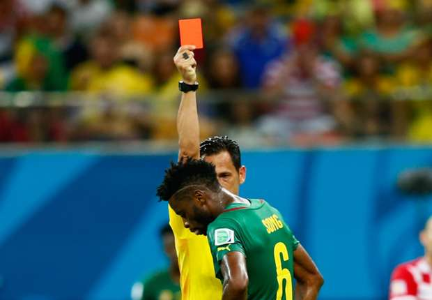 Fifa: Referees were not told to be lenient