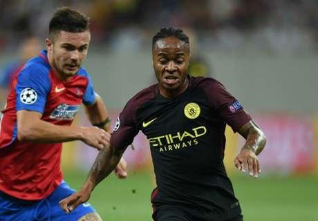 LIVE: Manchester City vs Steaua