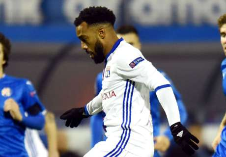 Lacazette winner gives Lyon hope