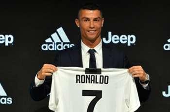 Spinazzola jokes Ronaldo has his Juventus shirt