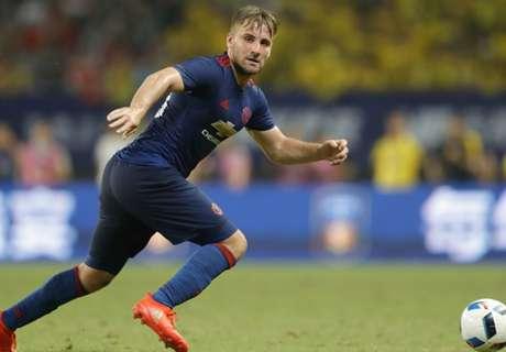 Herrera: Shaw among best in world