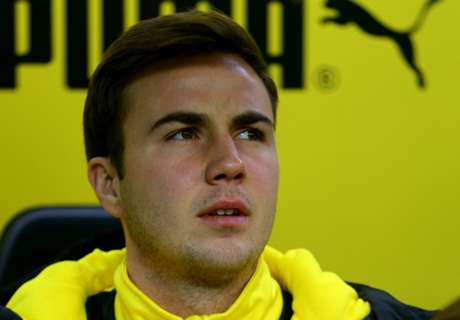 Dortmund to be 'careful' with Gotze