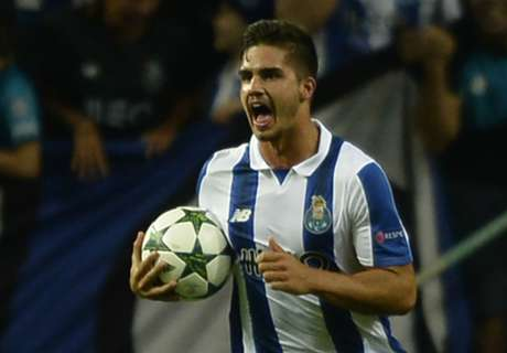 Porto hand Andre Silva five-year deal