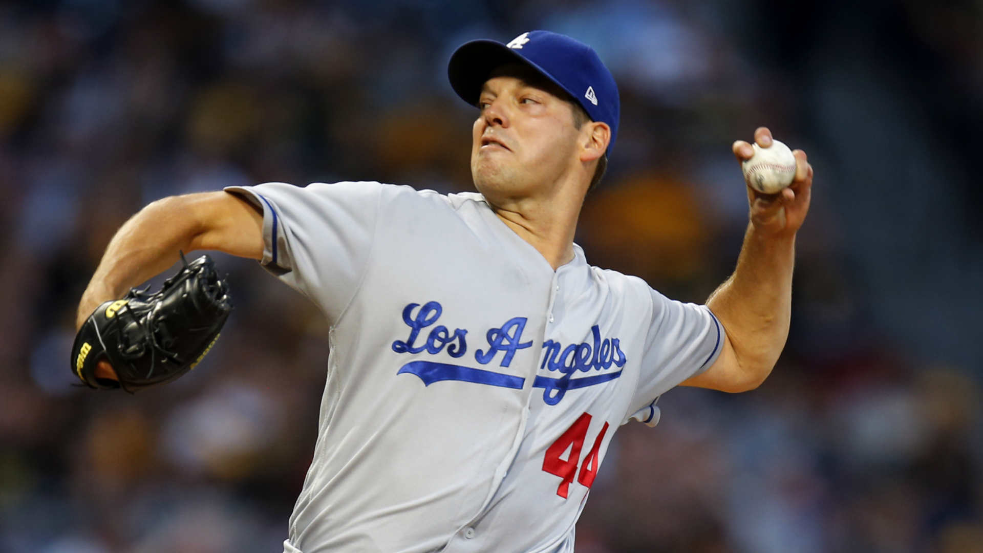 Dodgers to place Alex Wood on disabled list
