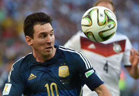 Messi, Ronaldo are Low's benchmark