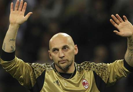 Abbiati hits out at AC Milan players
