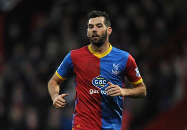 Crystal Palace star Ledley relishing Liverpool clash