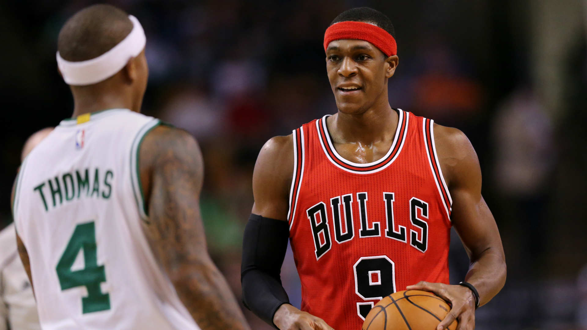 NBA Playoffs: Celtics Expecting 'National TV Rondo' In