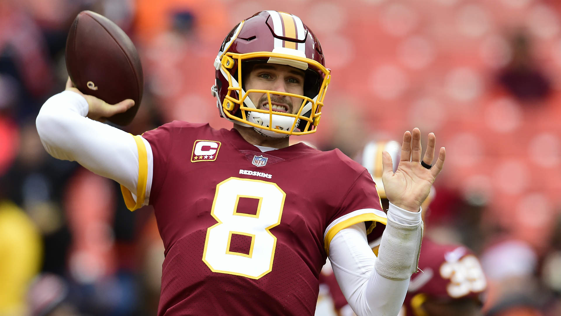 Jets willing to break the bank for Kirk Cousins