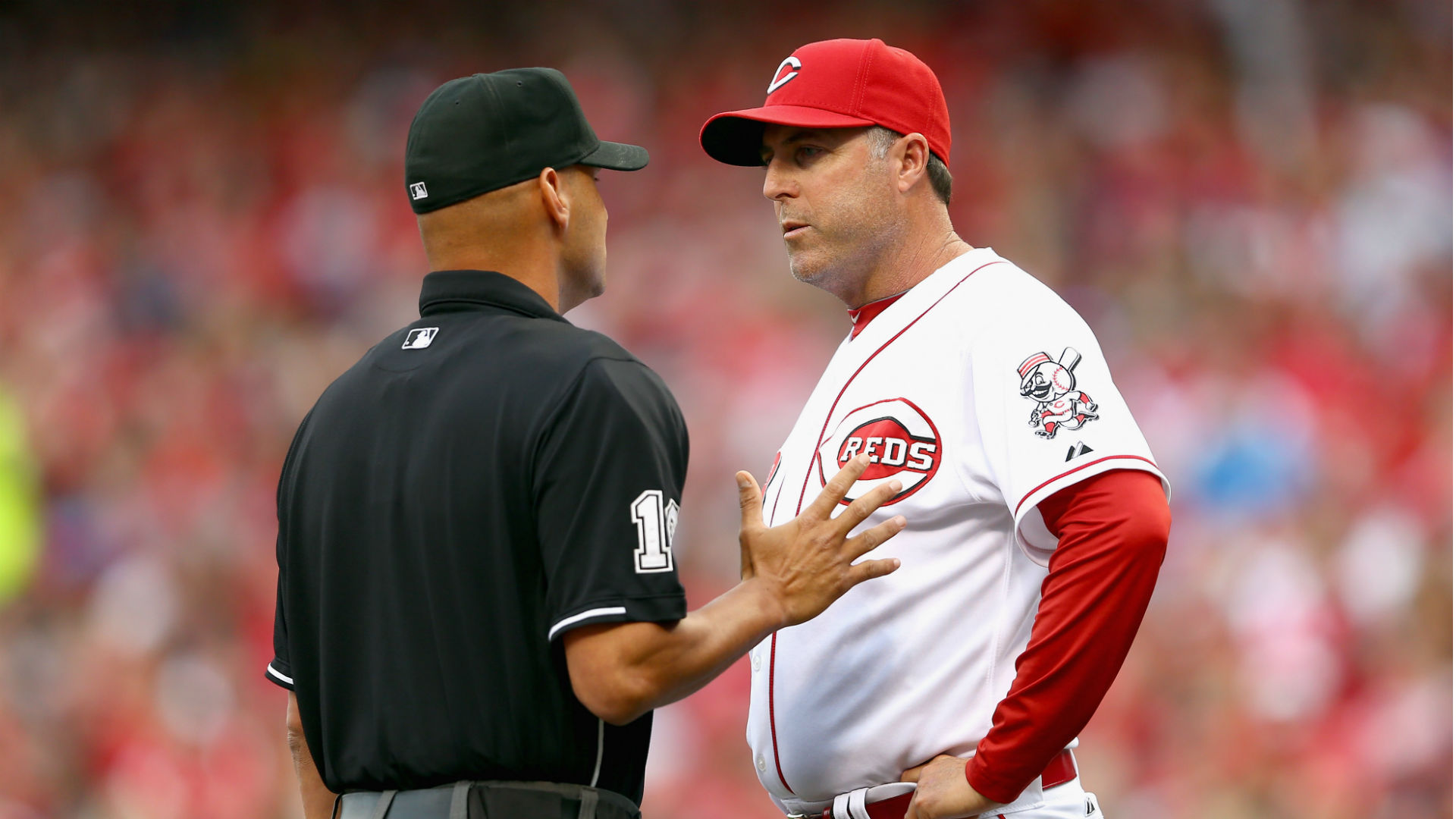 Reds' Bryan Price goes on NSFW rant for the ages