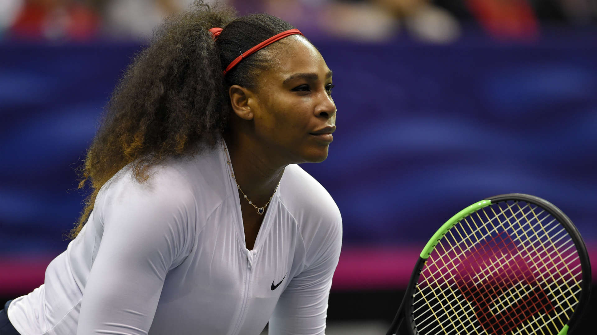 Now is the ideal  time, says Serena Williams