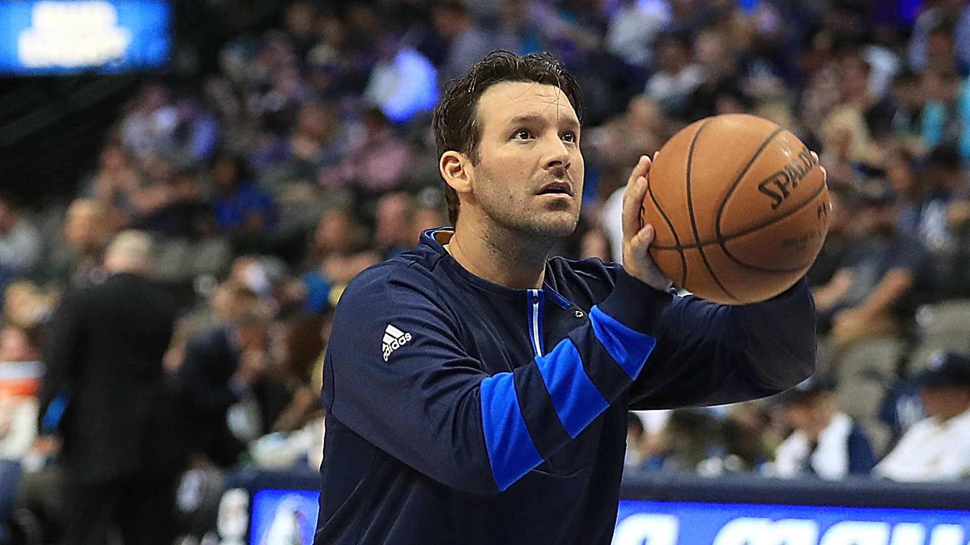 Nba Shut Down Plan For Tony Romo To Play Mavericks