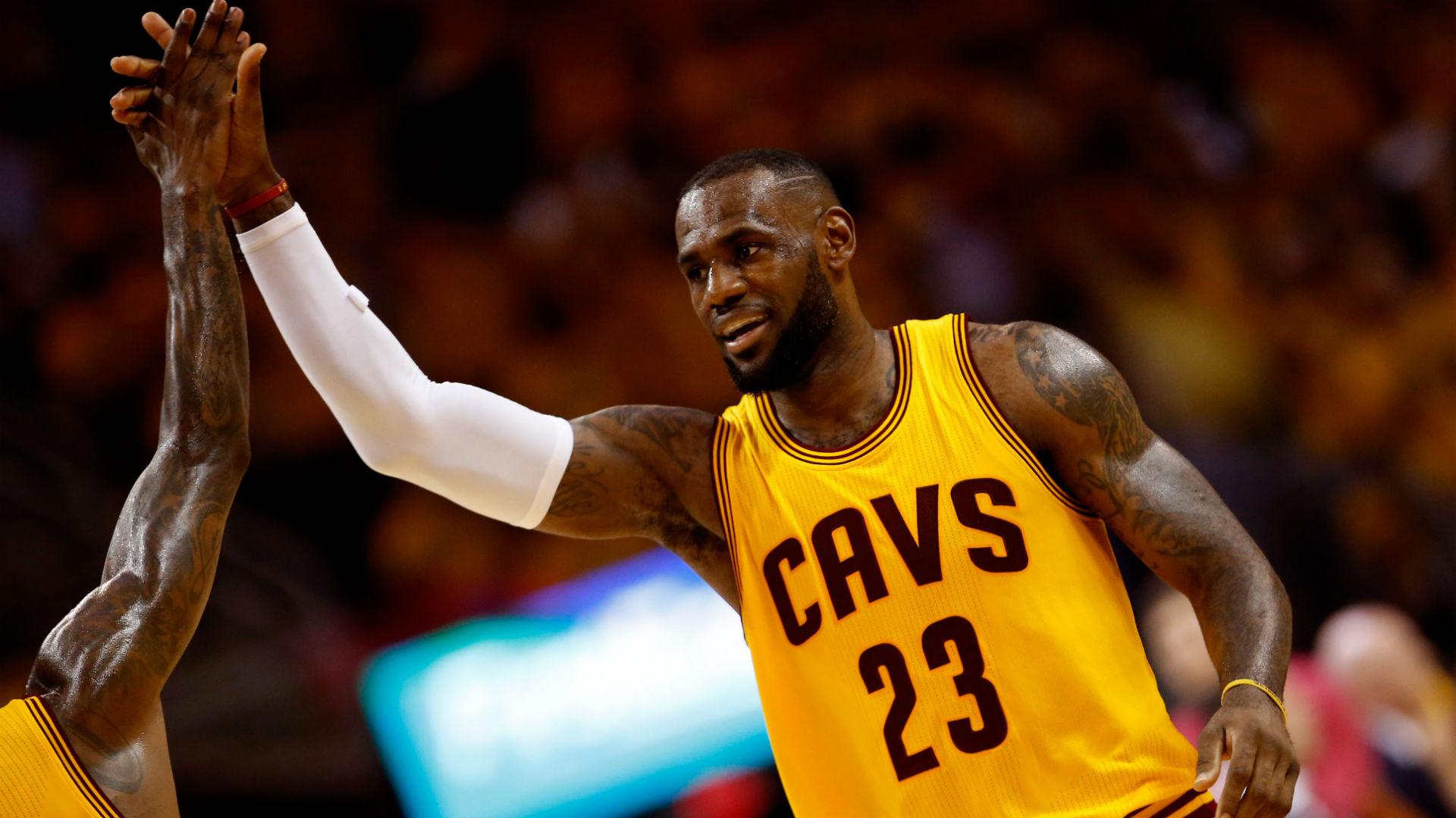 LeBron James nears accomplishing mission: A Cleveland championship
