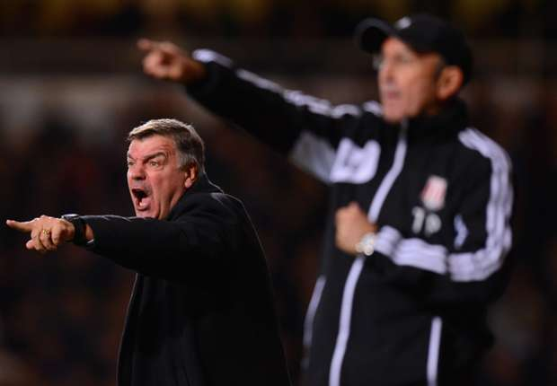 Success of Pulis good for British managers - Allardyce