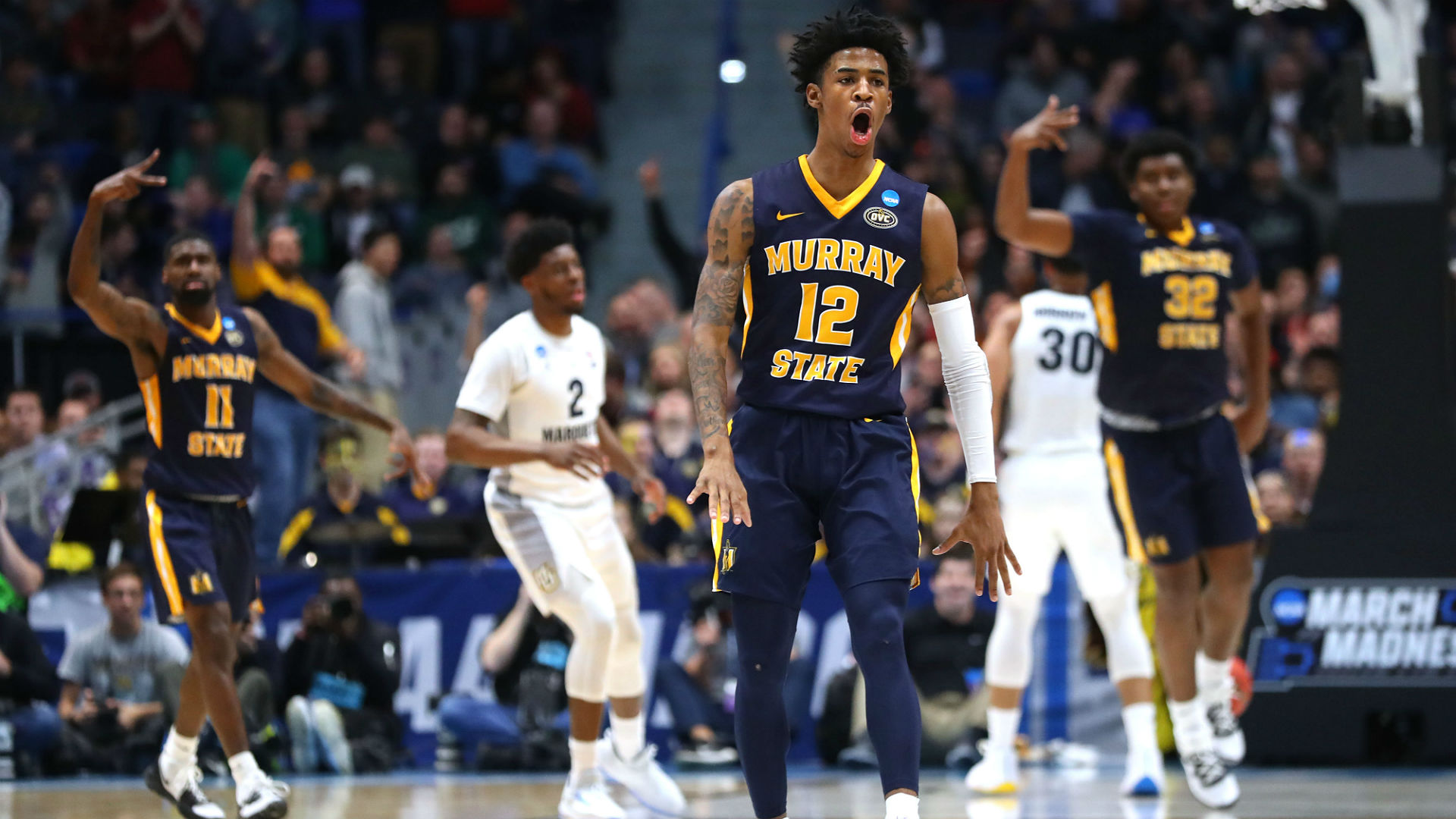 March Madness 2019: Three storylines to follow in Round of 32