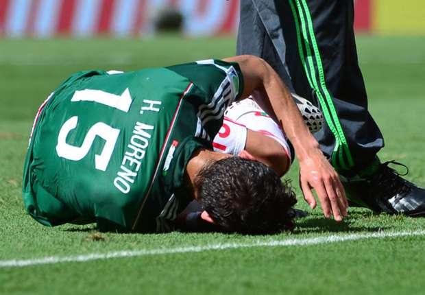 Mexico defender Hector Moreno