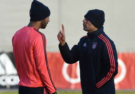 Benatia: Why Pep doesn't communicate