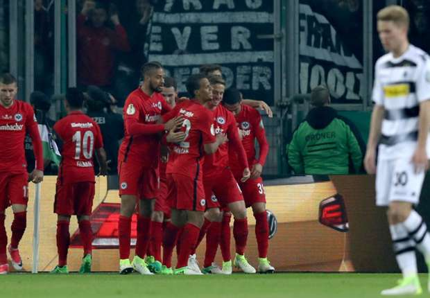 Video: Borussia M gladbach vs Eintracht Frankfurt
