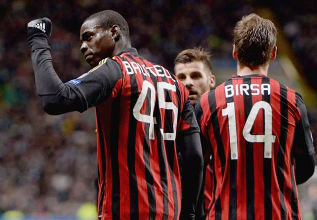 Chelsea target Balotelli rules out AC Milan exit