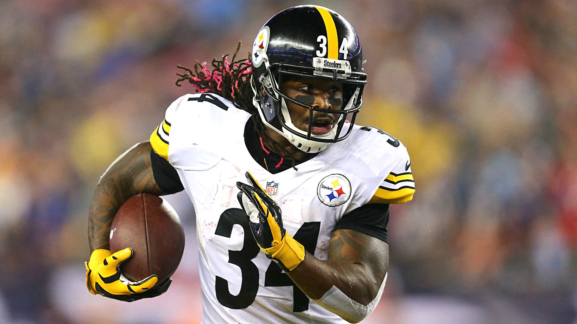 "Pittsburgh Steelers RB DeAngelo Williams Talks ""Participation Awards"""