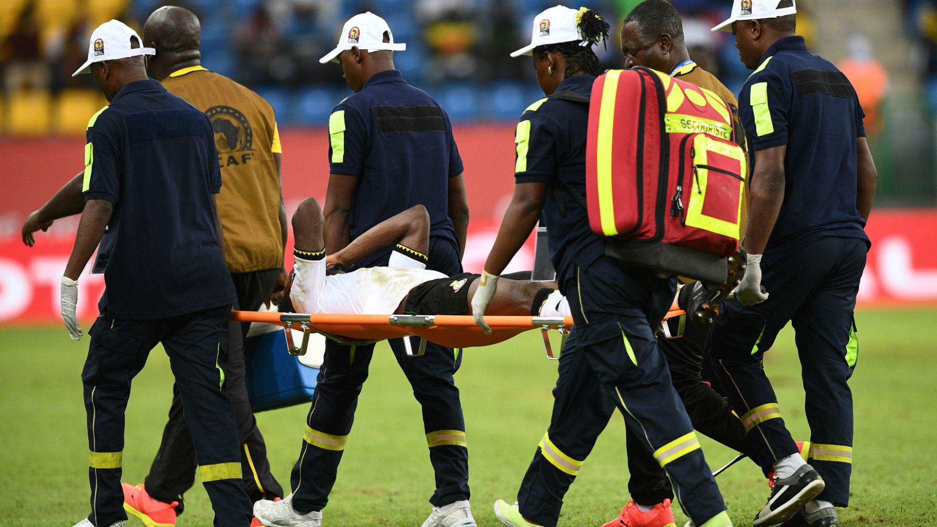 Algerian to officiate Ghana-Mali clash Source