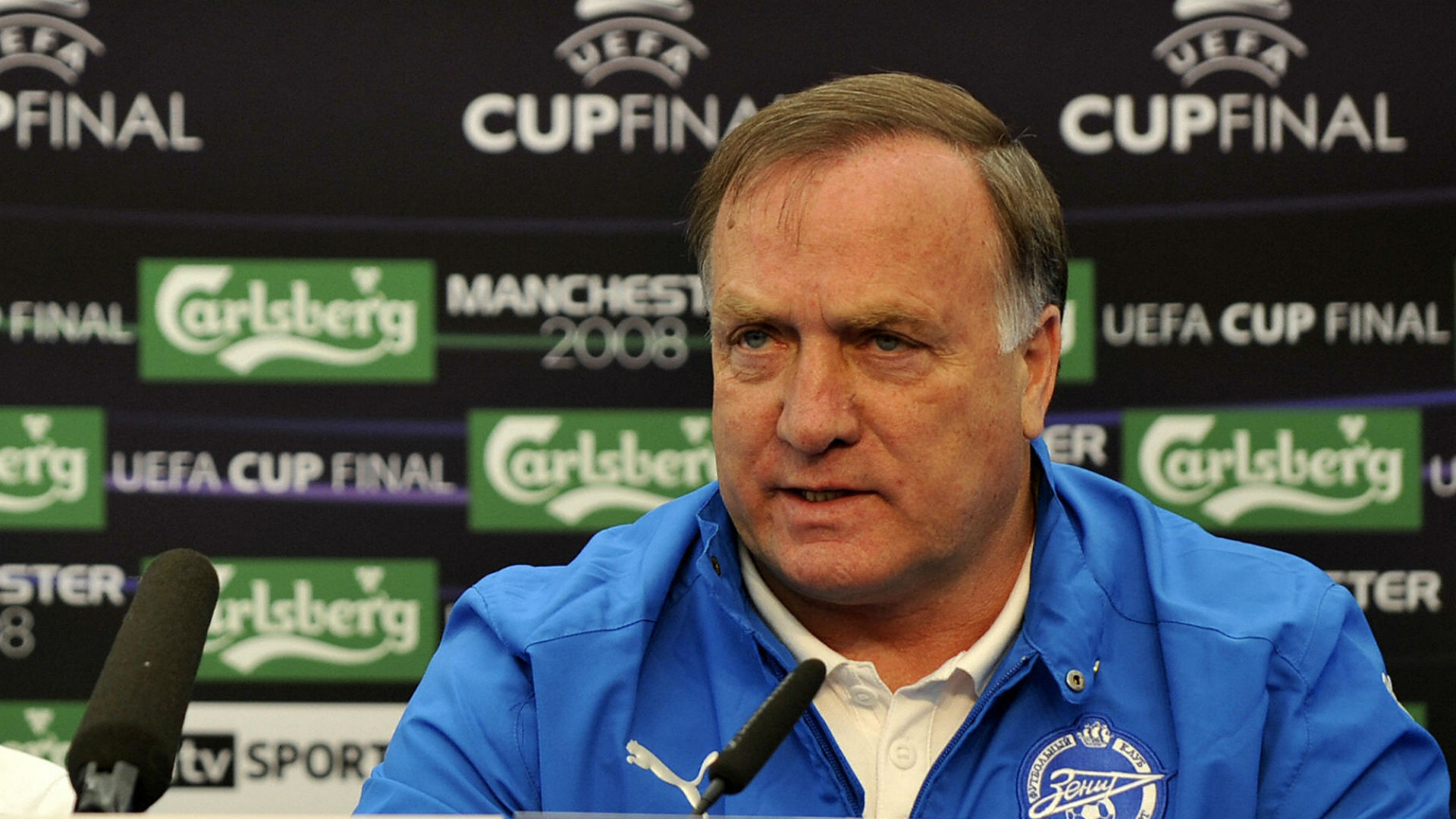 Sunderland confirm Advocaat appointment