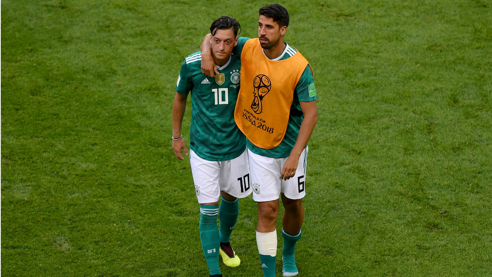 Germany's leaders must take responsibility for World Cup 'shipwreck' – Khedira