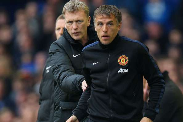 Moyes sacking one of my toughest days in football, admits Phil Neville