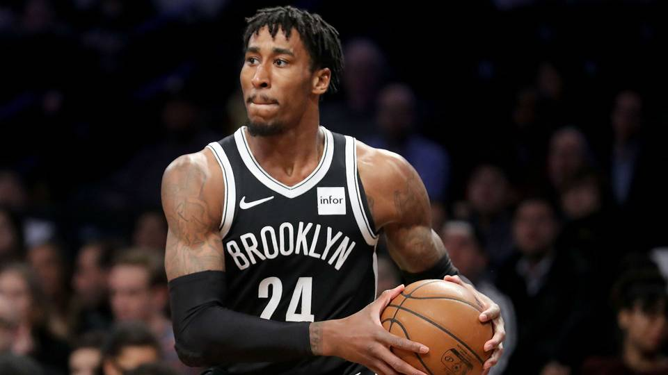 Nets forward Rondae Hollis-Jefferson reportedly injured during charity event in China