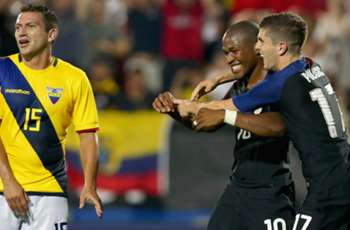 United States 1-0 Ecuador: Last-gasp Nagbe goal lifts hosts in Copa America warm-up
