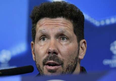 Simeone backs Atletico defence