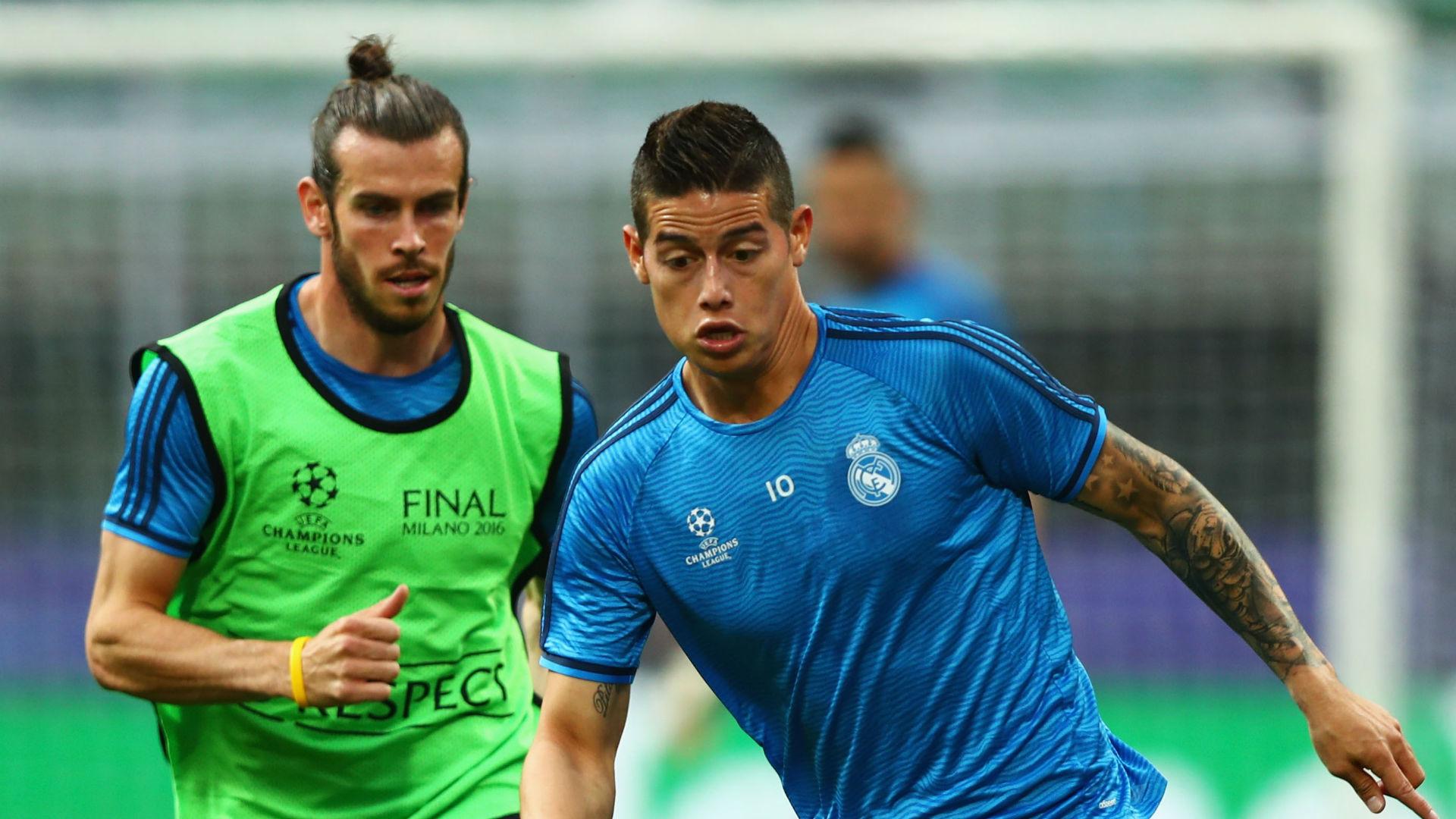 Le Real Madrid privé de Bale et James